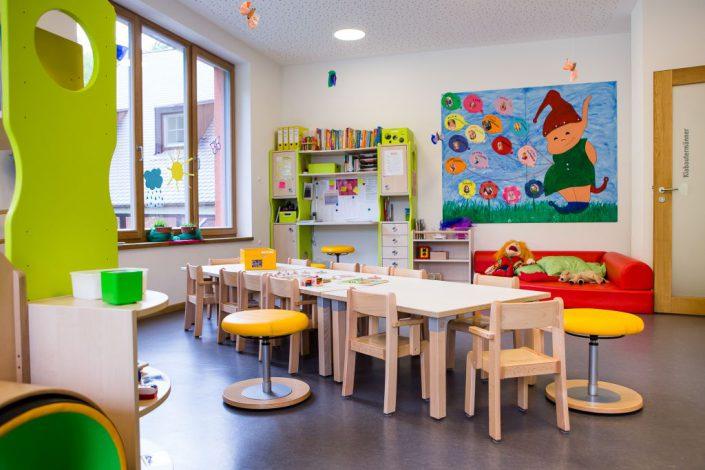 Bilinguale Kinderkrippe & Kindergarten | Joki Kinderbetreuung Harlaching