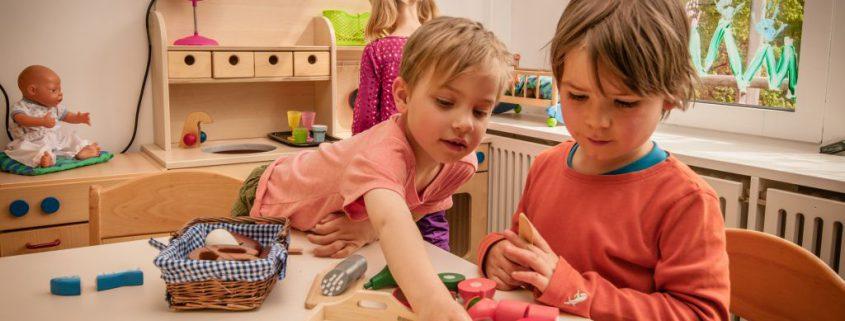 Bilinguale Kinderkrippe & Kindergarten | Joki Kinderbetreuung Johanneskirchen