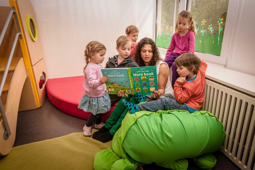 Joki childcare   bilingual day care centres in Munich