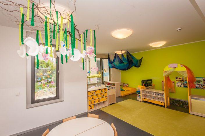 Bilinguale Kinderkrippe & Kindergarten | Joki Kinderbetreuung Lerchenau
