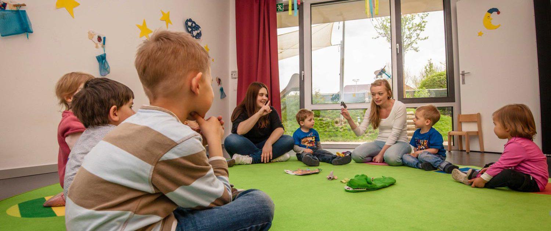 Bilinguale Kinderkrippen & Kindergärten | Joki Kinderbetreuung Lerchenau
