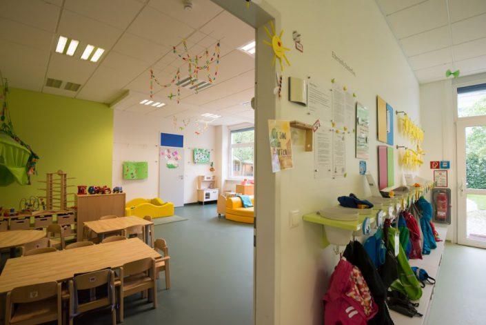 Bilinguale Kinderkrippe & Kindergarten | Joki Kinderbetreuung Pasing