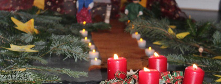 Weihnachten bei der Joki Kinderbetreuung in München