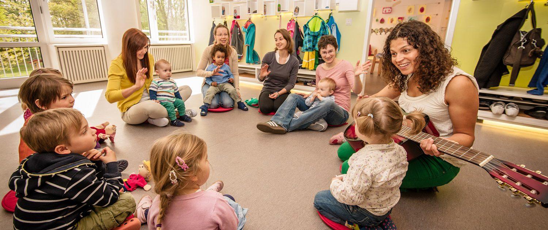 Bilinguale Kinderkrippe & Kindergarten | Joki Kinderbetreuung München