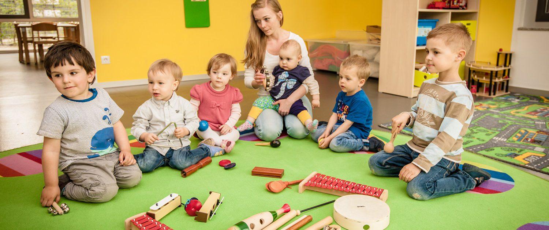 Bilinguale Kinderkrippe & Kindergarten Joki München