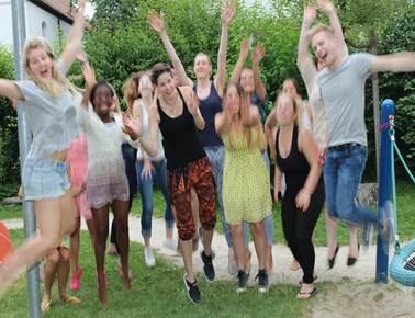 Sommerferien bei der bilingualen Kinderbetreuung Joki in München