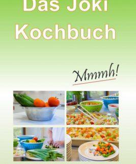 Das neue Kochbuch der Joki Kinderbetreuung