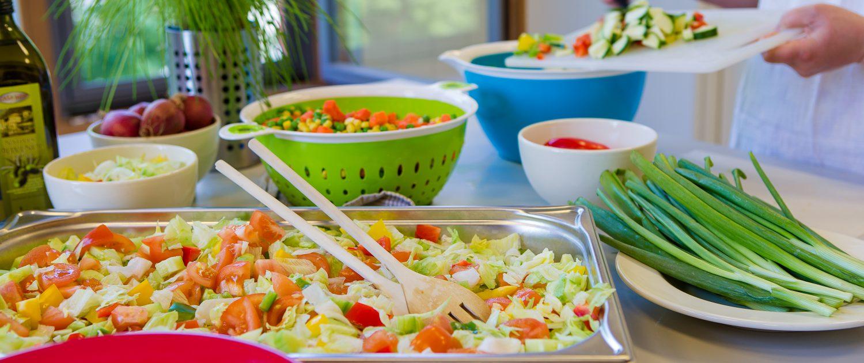 Essenskonzept Joki Kinderbetreuung München
